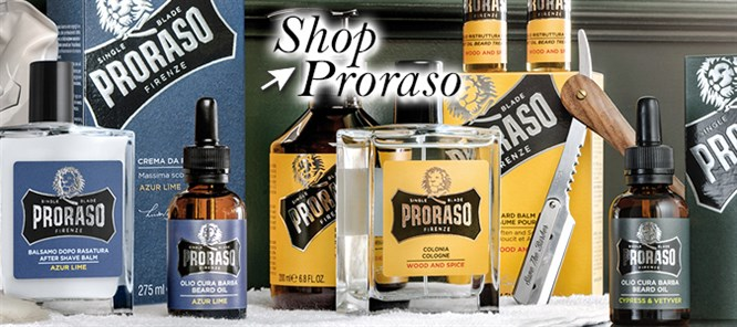 Proraso Barber Product New