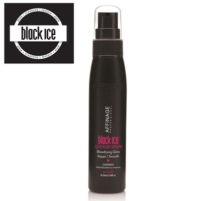 Affinage Black Ice Quick Dry Serum