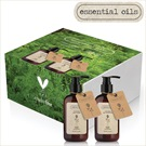 ESSENTIAL OIL GIFT PACK NURTURING