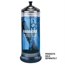 BARBICIDE STERILISING JAR LARGE