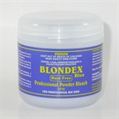 BLONDEX BLEACH BLUE (JAR) 125GM