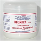BLONDEX BLEACH WHITE (JAR) 125GM