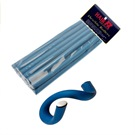 BENDY PERM RODS BLUE 14MM 12'S