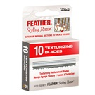 FEATHER BLADES TEXTURIZING 10'S