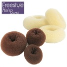 FREESTYLE HAIR PADDING 6P MEDIUM