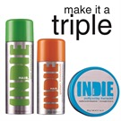 "INDIE HAIR ""STYLE"" GIFT PACK 3PCE"
