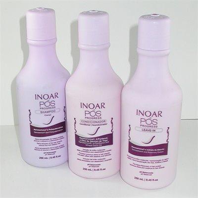 inoar keratin treatment instructions