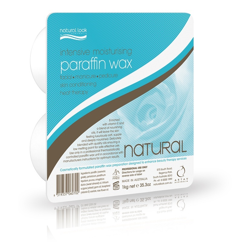 Natural Look Paraffin Wax Kg