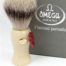 "OMEGA SHAVE BRUSH ""BADGER"""