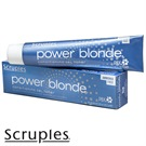 SCRUPLES <b>POWER</b> <b>BLONDE</b> GEL TONER 60M<br/>(STEEL (BLUE BASE))