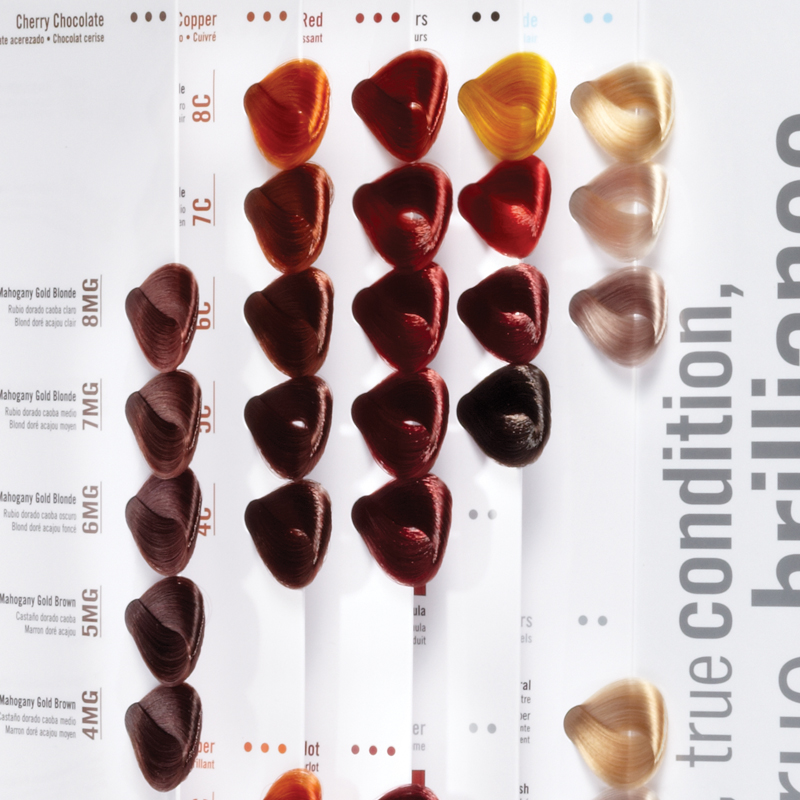 Scruples True Integrity Color Chart