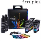 <b>SCRUPLES</b> URBAN SHOCK INTRO <b>KIT</b> 12PC