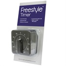 FREESTYLE MECHANICAL TIMER BLACK