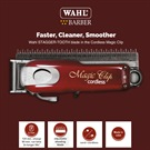 <b>WAHL</b> <b>CLIPPER</b> <b>MAGIC</b> CORD-<b>CORDLESS</b>