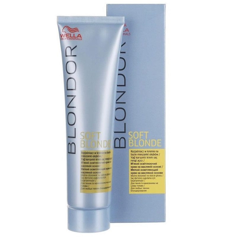 Wella Blondor Cream Tube 200gm