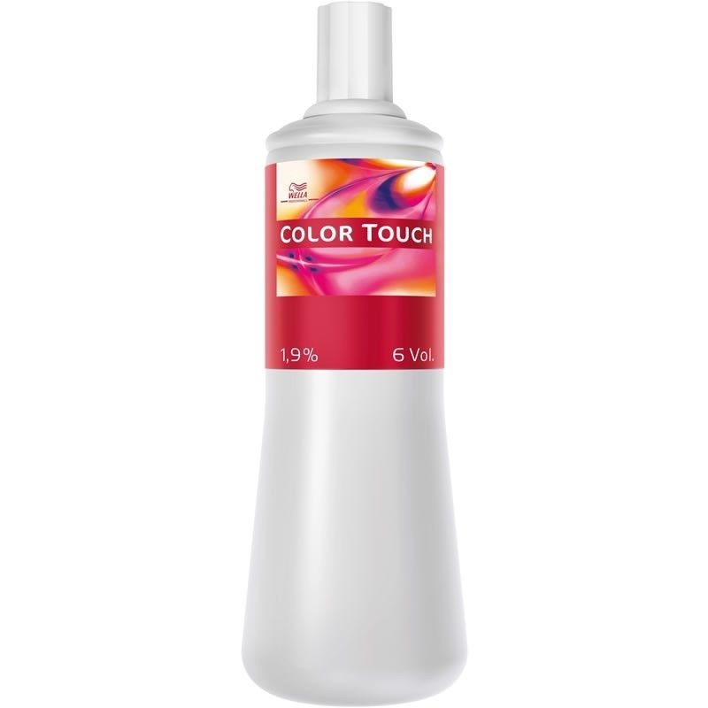 wella color touch instructions