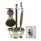 BARBER PRO SHAVING SET (4PCE)