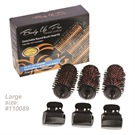 BODY-UP PRO BRUSH HEADS 3'S #