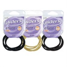GLIDERS HAIR BANDS METAL FREE 4P