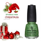 CHINA GLAZE POLISH 14M TREE-MEND #