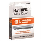 FEATHER BLADES STYLING DELUXE 10'S