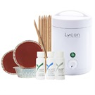 LYCON LYCO-PRO BABY FACE WAXING KIT