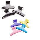 PLASTIC BUTTERFLY CLAMPS 12's