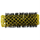 SWISS BRUSH ROLLER 20MM YELLOW 6's