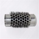 SWISS METAL BRUSH ROLLERS 25MM #