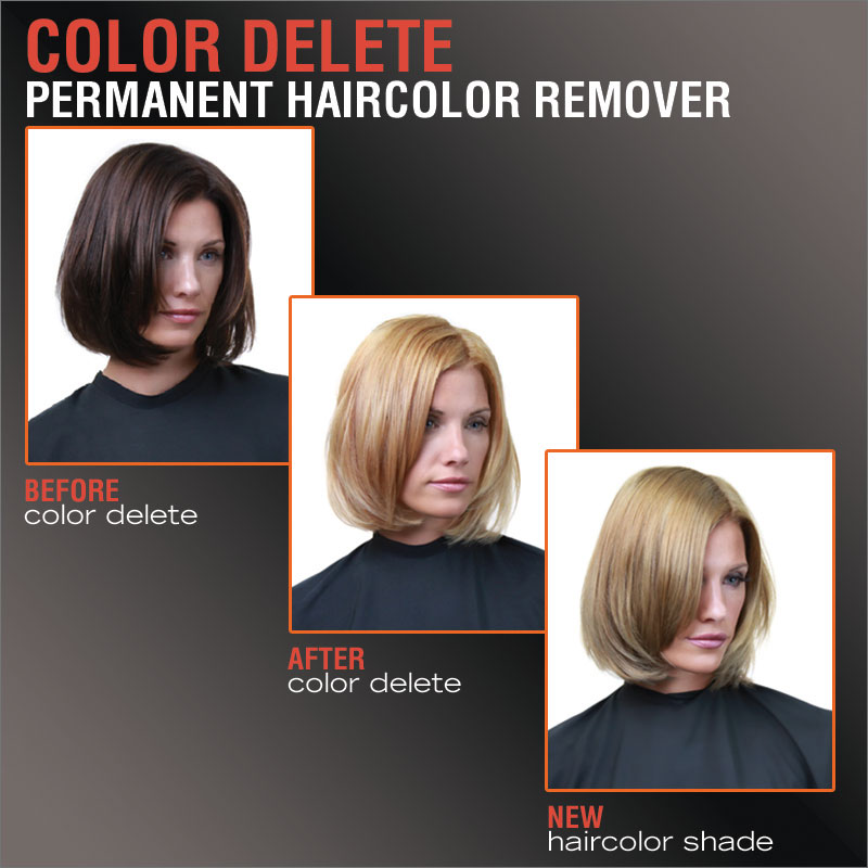 Scruples Color Delete Permanent Hair Color Remover | Amazing Hair Color Remover Products You Can Use At Home