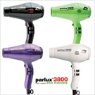 PARLUX <b>HAIR</b> <b>DRYER</b> 3800 CERAMIC-<br/>(BLACK)
