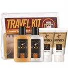 WOODY'S TRAVEL KIT (4PCE)